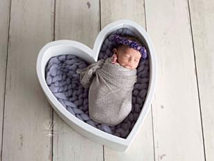 pequeños corazones