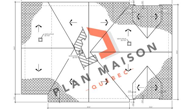plan de maison construction 8