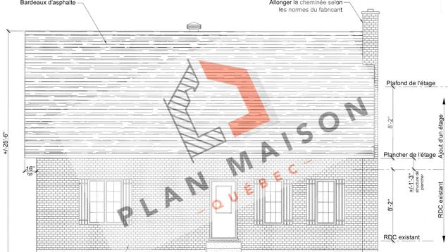 plan maison renovation 5