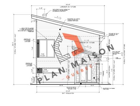 construire maison plan 4
