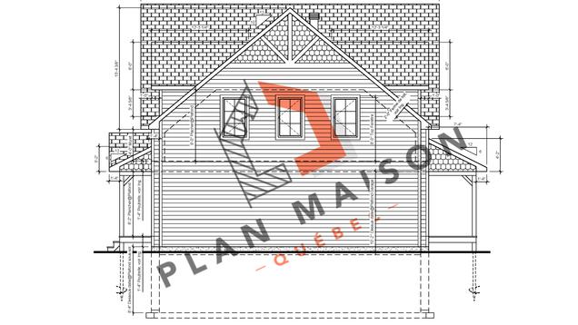 plan de maison construction 2