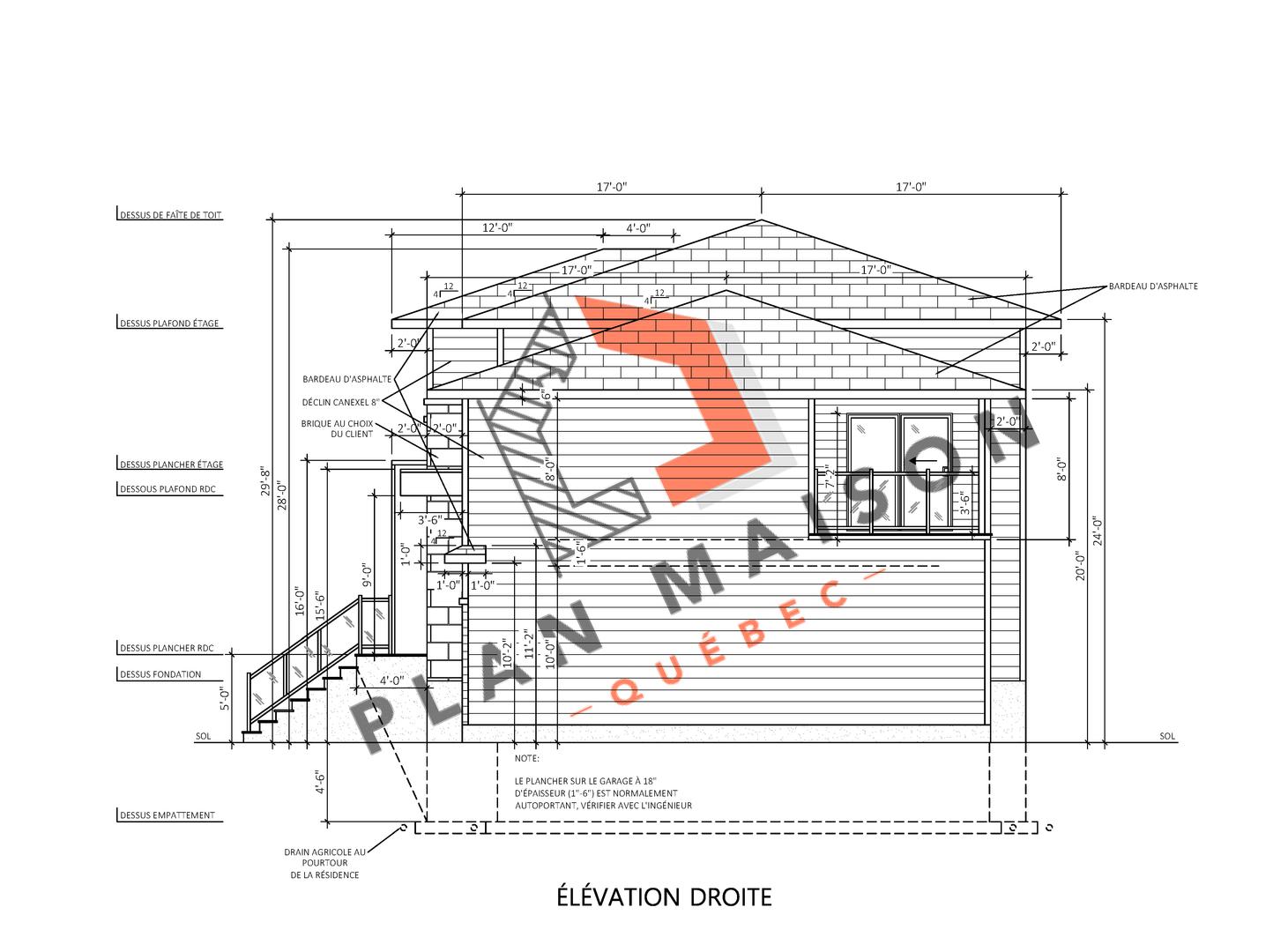 maison et plan de construction 4
