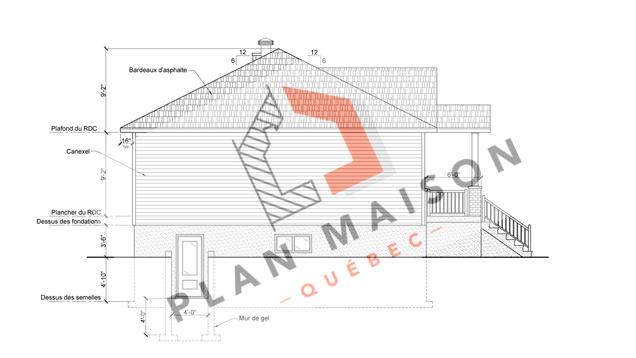 plan maison a construire 2