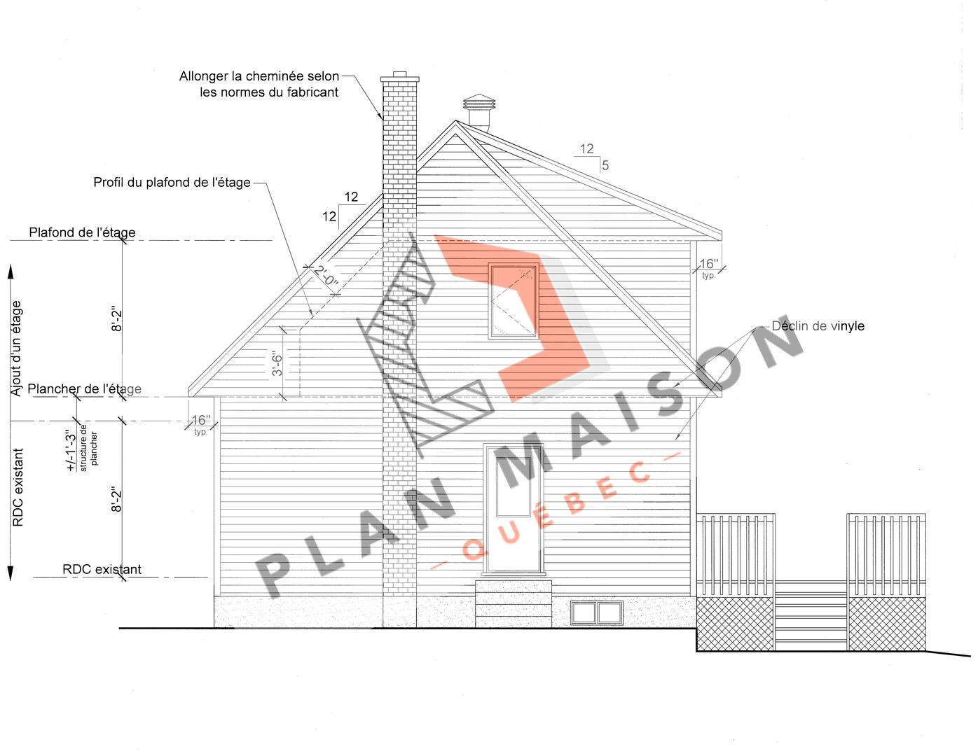 plan maison renovation 8