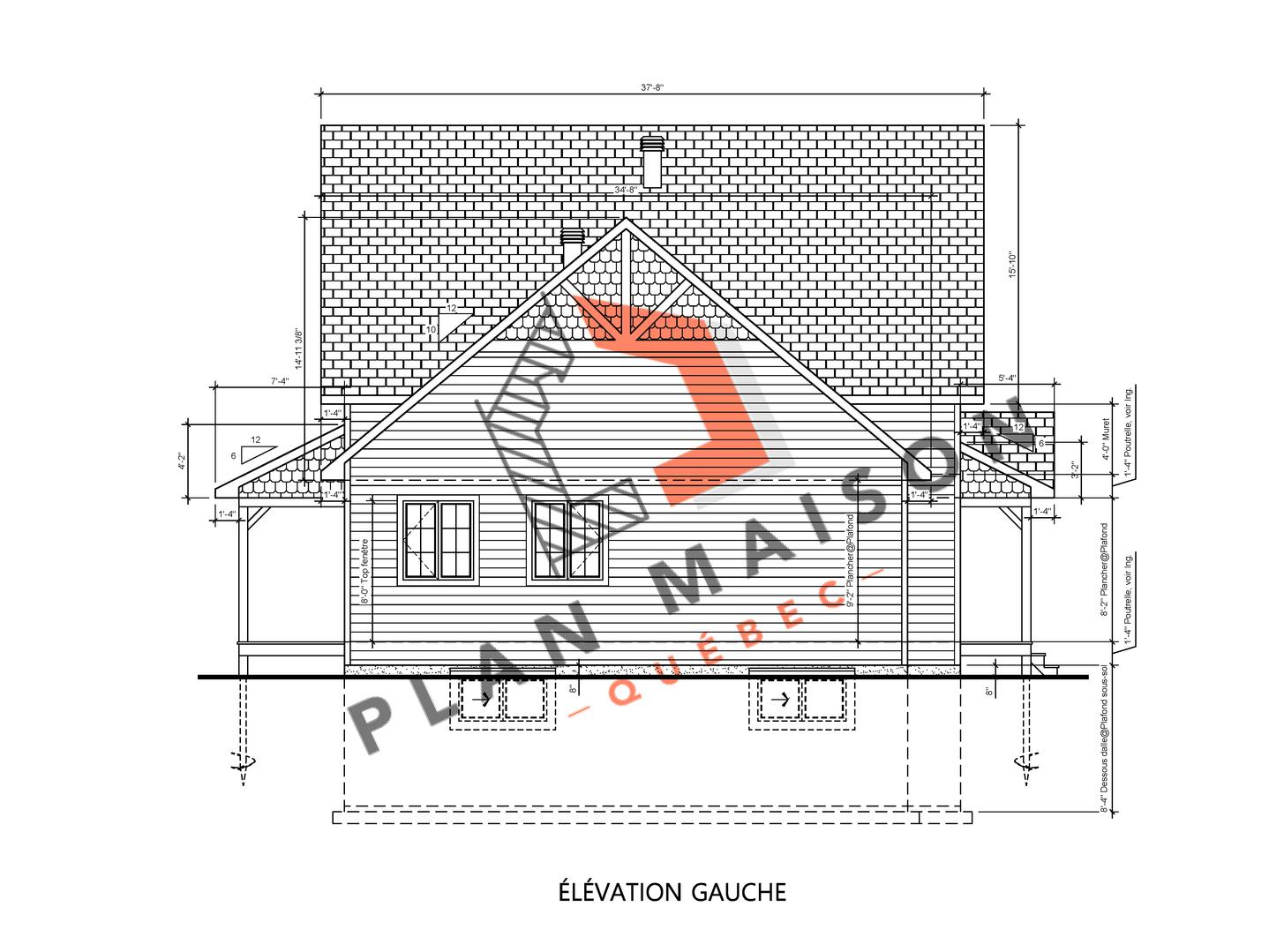 plan de maison construction 4