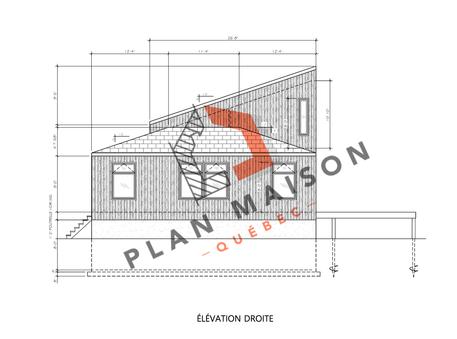 plan pour construire une maison 2