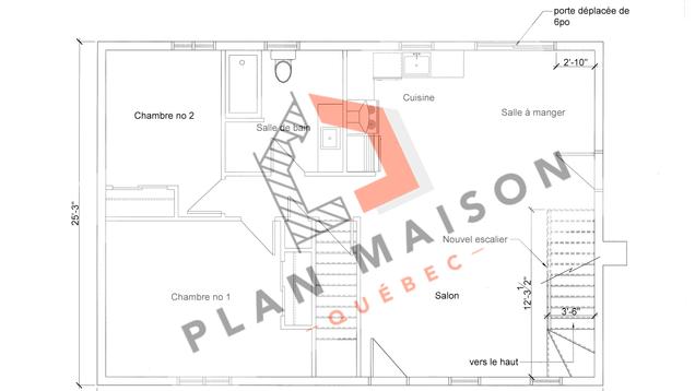 plan maison renovation 9