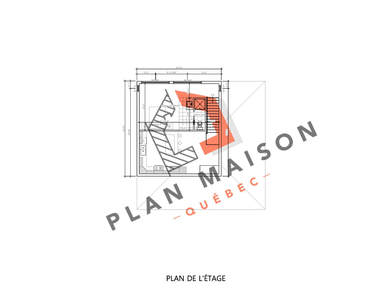 plan pour construire une maison 7