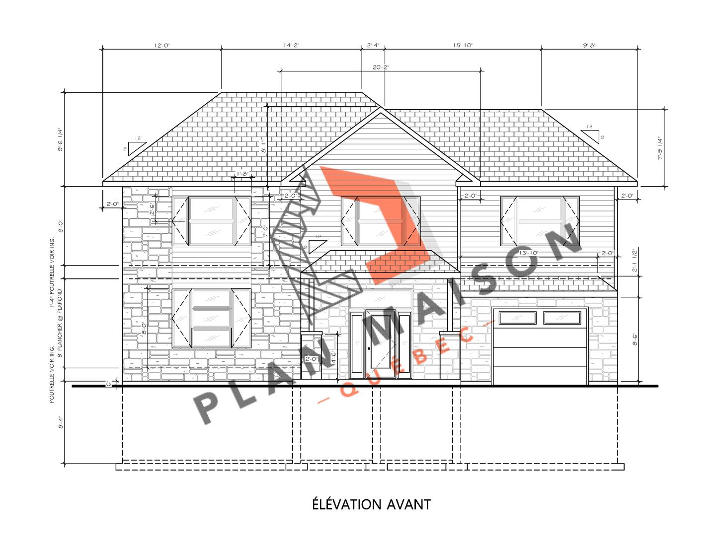concevoir plan de maison 1