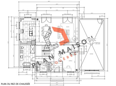 plan de maison construction 6