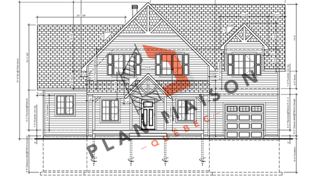 plan de maison construction 1