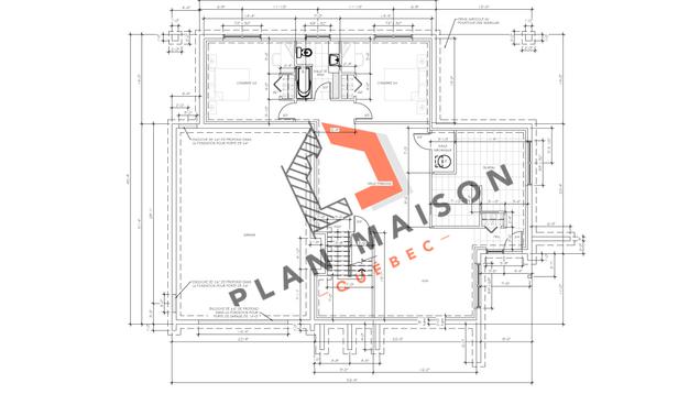 plan construction maison 5