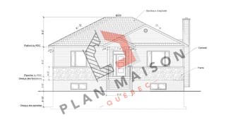 Plan maison a construire