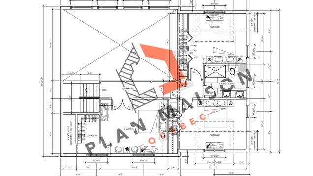 plan de maison construction 7