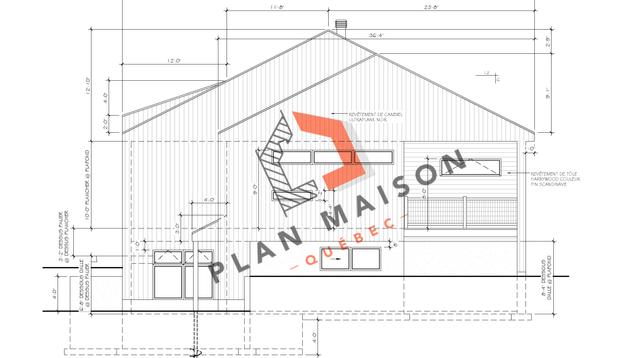 plan construction maison 4