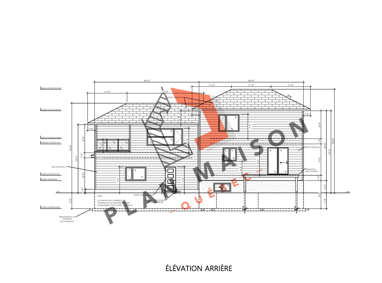 maison et plan de construction 3