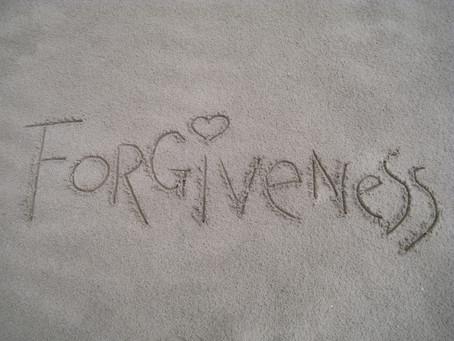 KOSKAAN EI OLE LIIAN MYÖHÄISTÄ antaa anteeksi