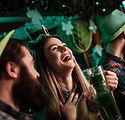 Pub irlandesi celebrano