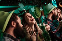 Celebration of Saint Patrick's Day