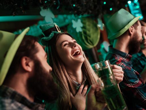 St. Patrick's Day da sorte ☘