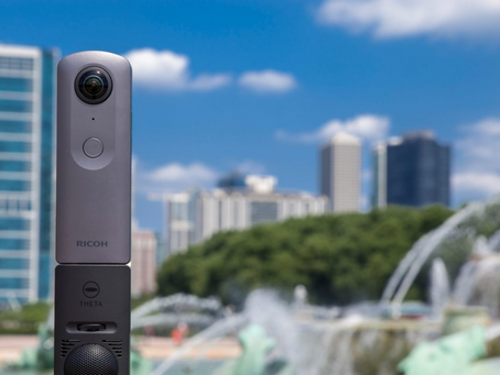 Ricoh Theta V: Product Review From A Real Estate Photography Standpoint