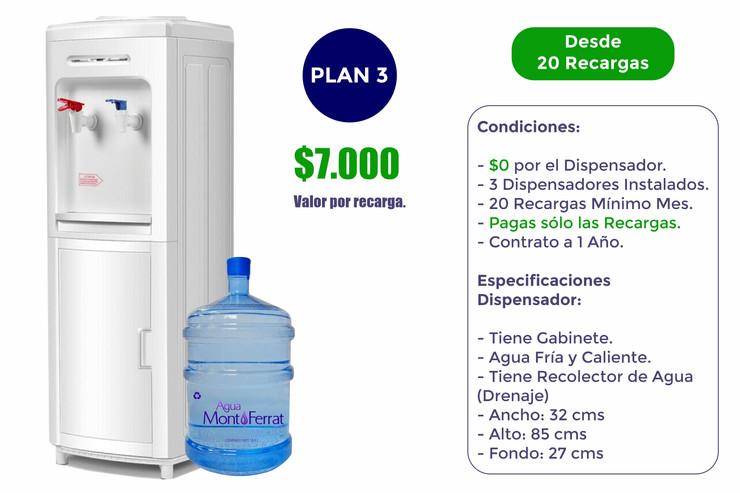 Agua MontFerrat Plan 3 (Corporativo)