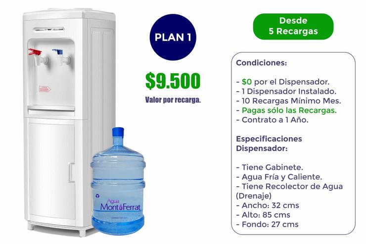 Agua MontFerrat Plan 1 (Corporativo)
