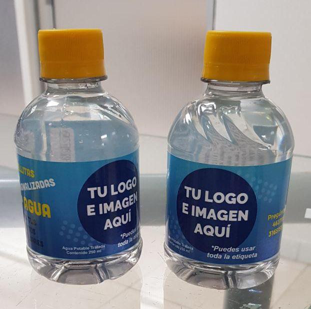 Agua Personalizada