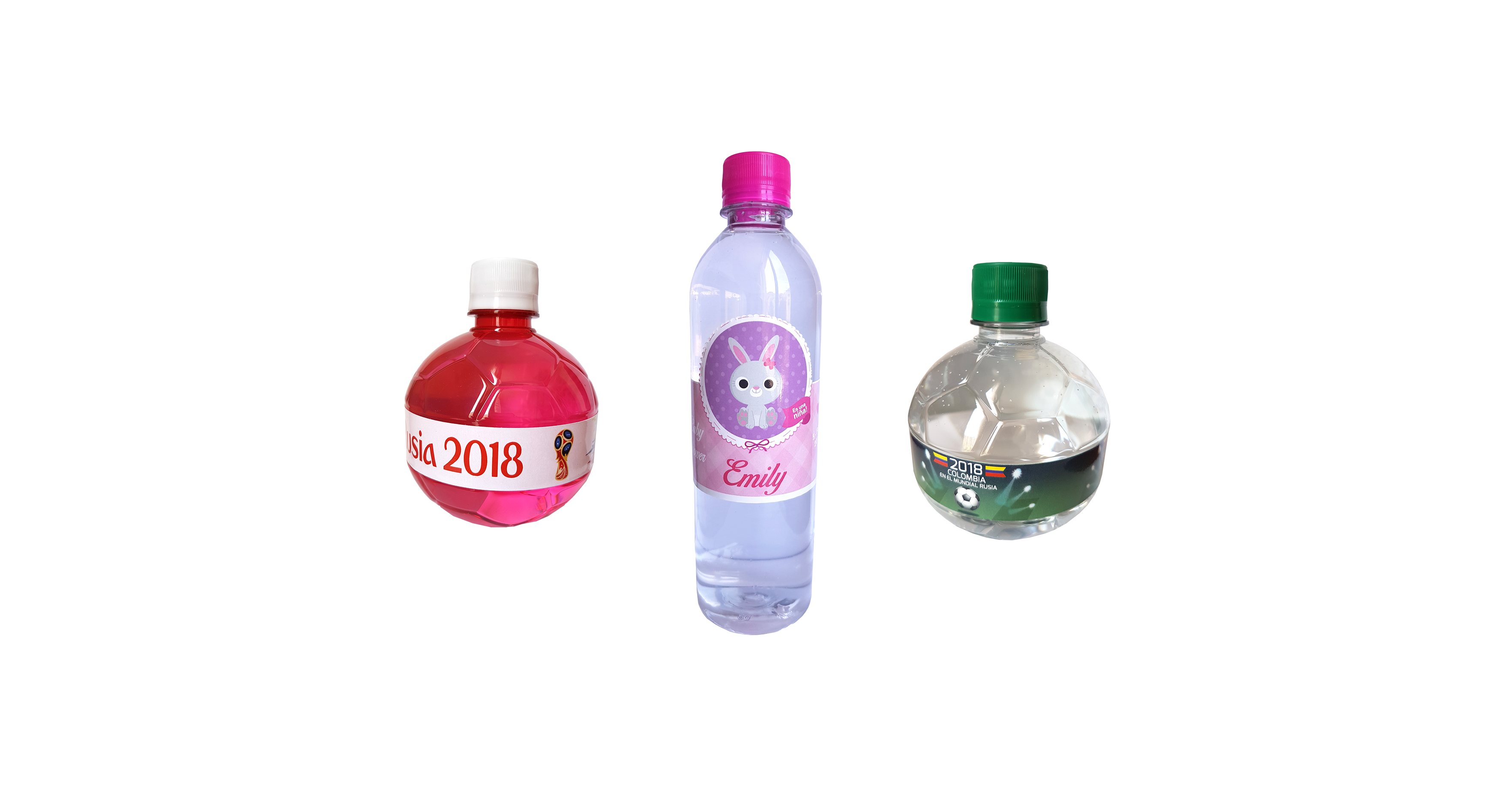 Agua Personalizada Eventos