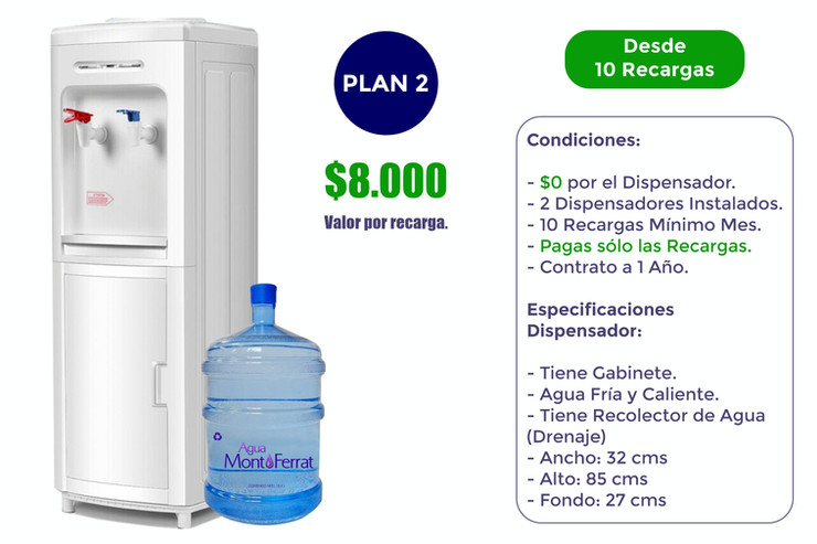 Agua MontFerrat Plan 2 (Corporativo)
