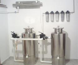 Planta PurificadoSemi Industrial 2-F