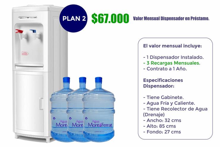 Agua MontFerrat Plan 2 (Empresas)