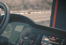 LKW Fahrter und Busfahrer