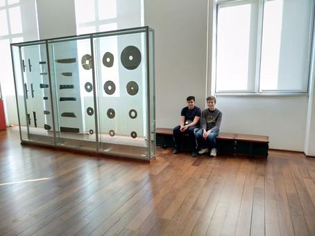 Sortie à Paris au musée Guimet et à l'école 42 Startup for Kids