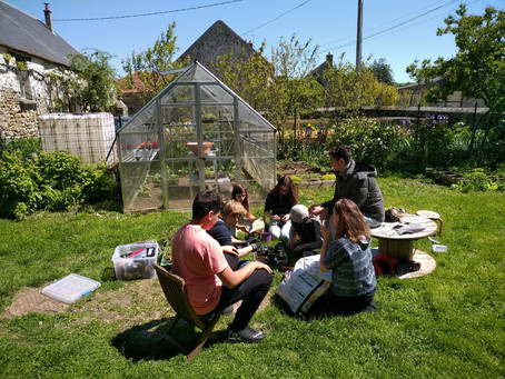 Préparation de la Fête de la nature 2019 et refuge LPO
