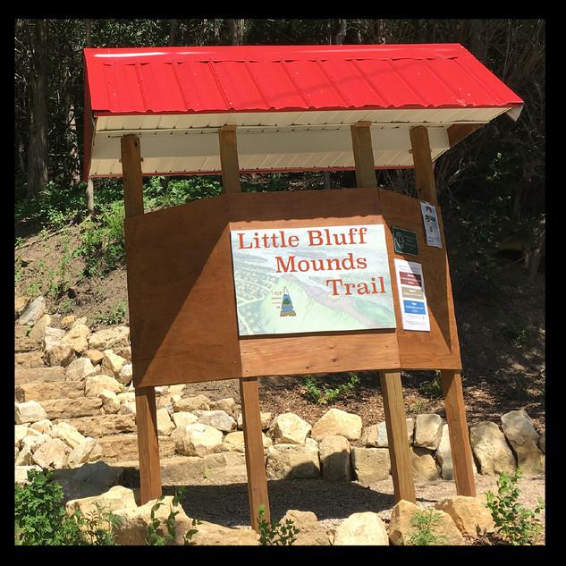 Little Bluff Mounds trail wix website.jp