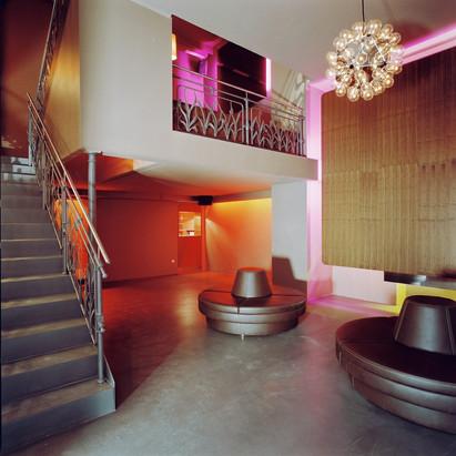 studioacht / Suzanne Faltenbacher - Club Sudhaus