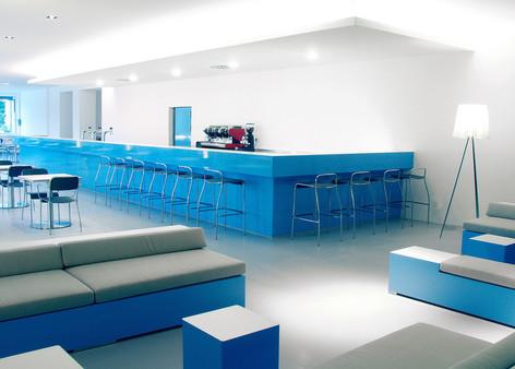 Café Freibad - studioacht Architecture