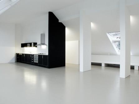 Penthouse München / studioacht - Suzanne Faltenbacher