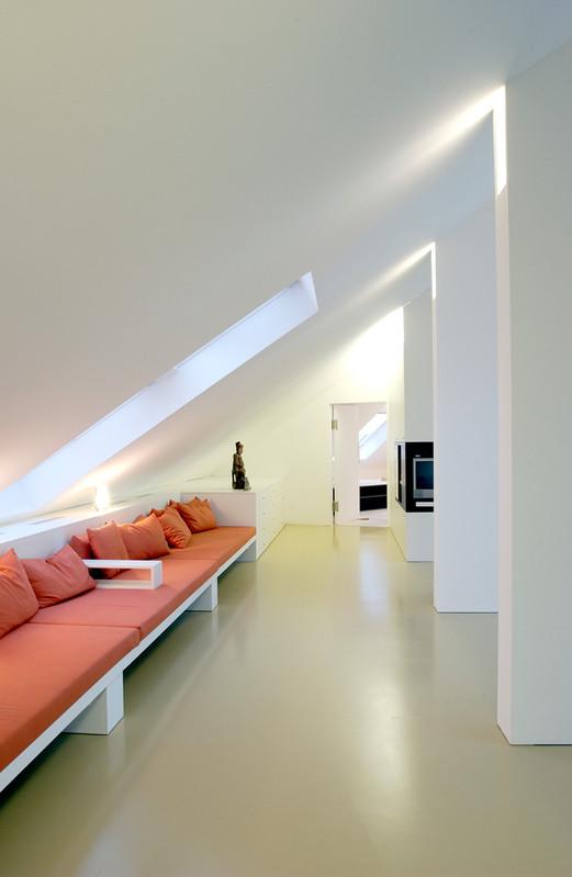 studioacht / Suzanne Faltenbacher / Loft Architektur