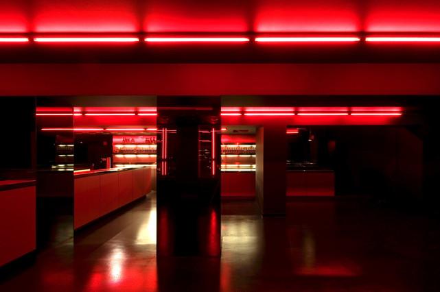 Milchbar Architektur, Art Installation / Suzanne Faltenbacher