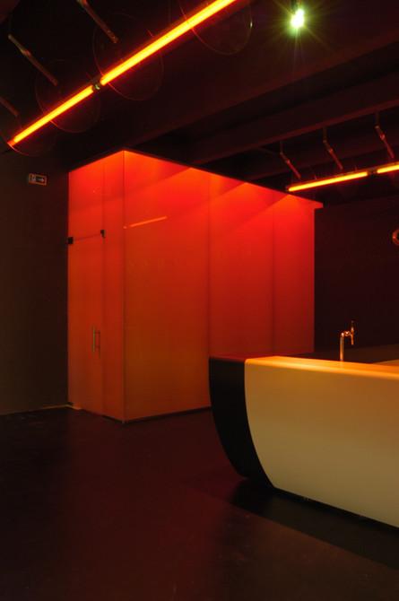 milch und bar / studioacht Architektur - Suzanne Faltenbacher