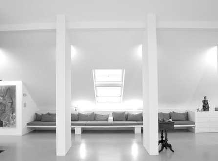 studioacht Architektur, Innenarchitektur