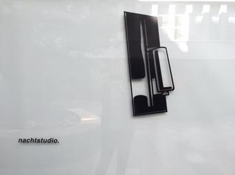nachtstudio - Suzanne Faltenbacher window Art Installation