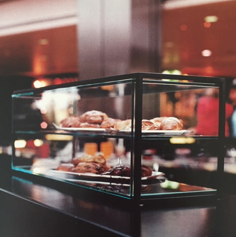 Segafredo Bar - Detail