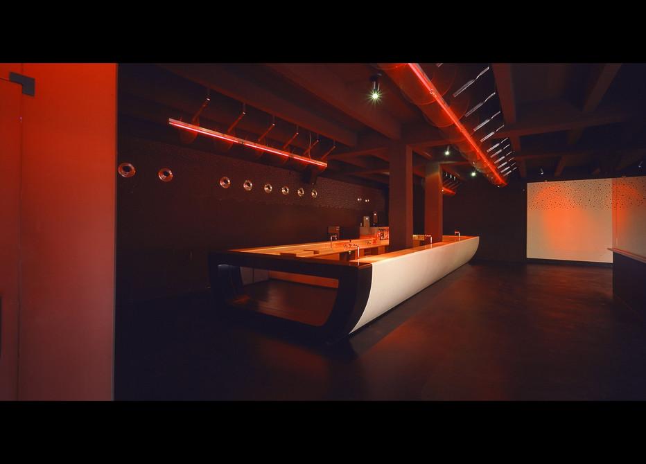 MILCHBAR IN MÜNCHEN / Suzanne Faltenbacher - studioacht Architektur