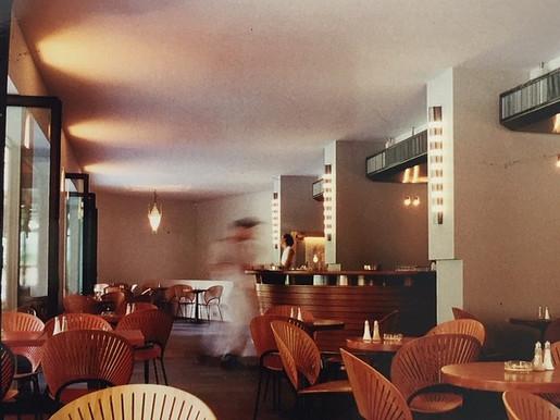 ATLAS Café - Architekten Suzanne Faltenbacher, Klaus Neumann