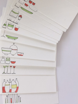 Place Cards / Limited Edition - studioacht