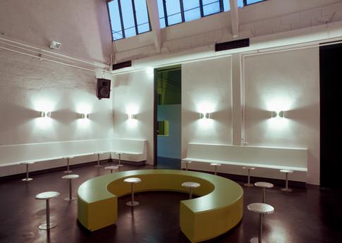 Club Stars / Architekt Suzanne Faltenbacher