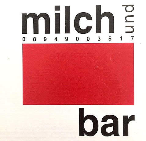 Milchbar Corporate Design / studioacht - Suzanne Faltenbacher
